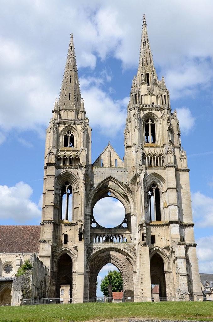 Abbaye Saint Jean Des Vignes : abbaye, saint, vignes, Soissons, (Aisne), Abbaye, Saint-Jean-des-Vignes, Flickr
