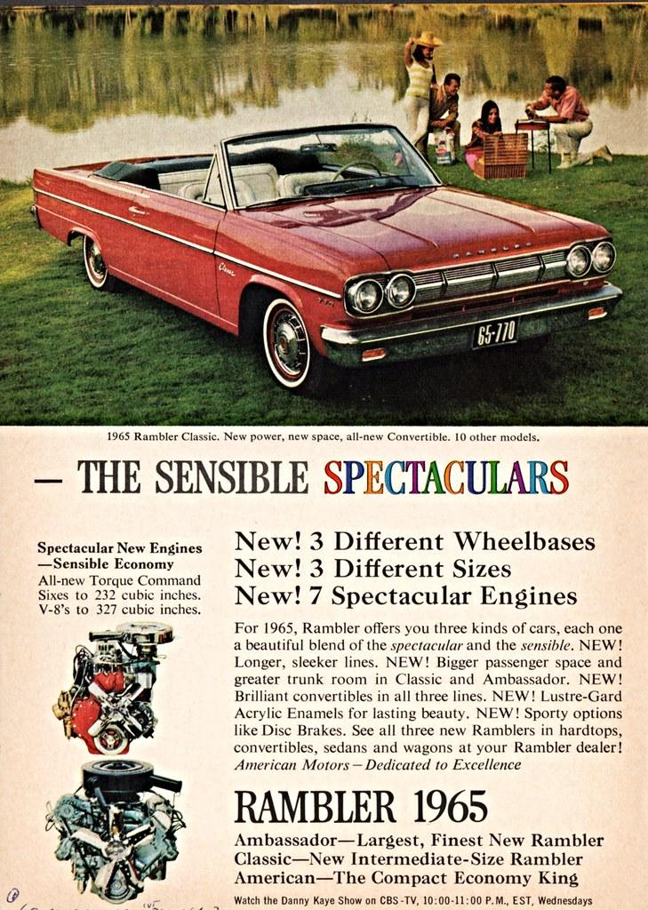 1965 Rambler : rambler, Rambler, Classic, Convertible, Alden, Jewell, Flickr