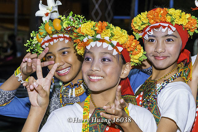 Harry_16038,原住民少女,原住民學生,原住民小朋友,女孩,學生,兒童,孩童,花環,魯凱族,多納黑米祭,黑米… | Flickr