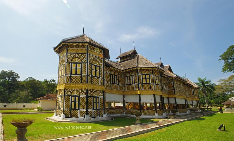 istana kenangan in kuala kangsar