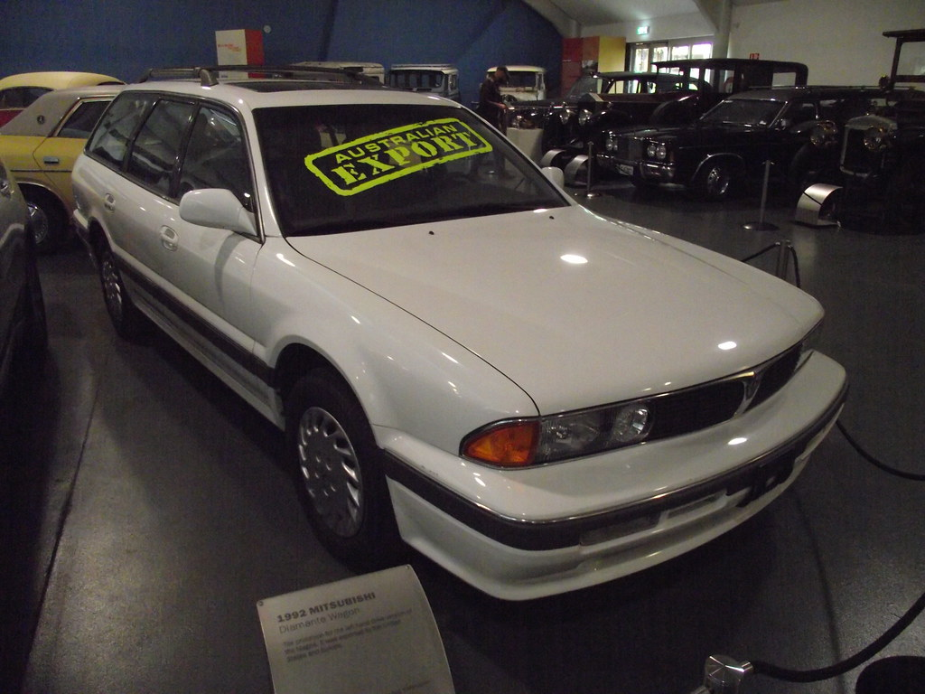 hight resolution of  aussiefordadverts 1992 mitsubishi diamante magna wagon prototype lhd by five starr photos aussiefordadverts