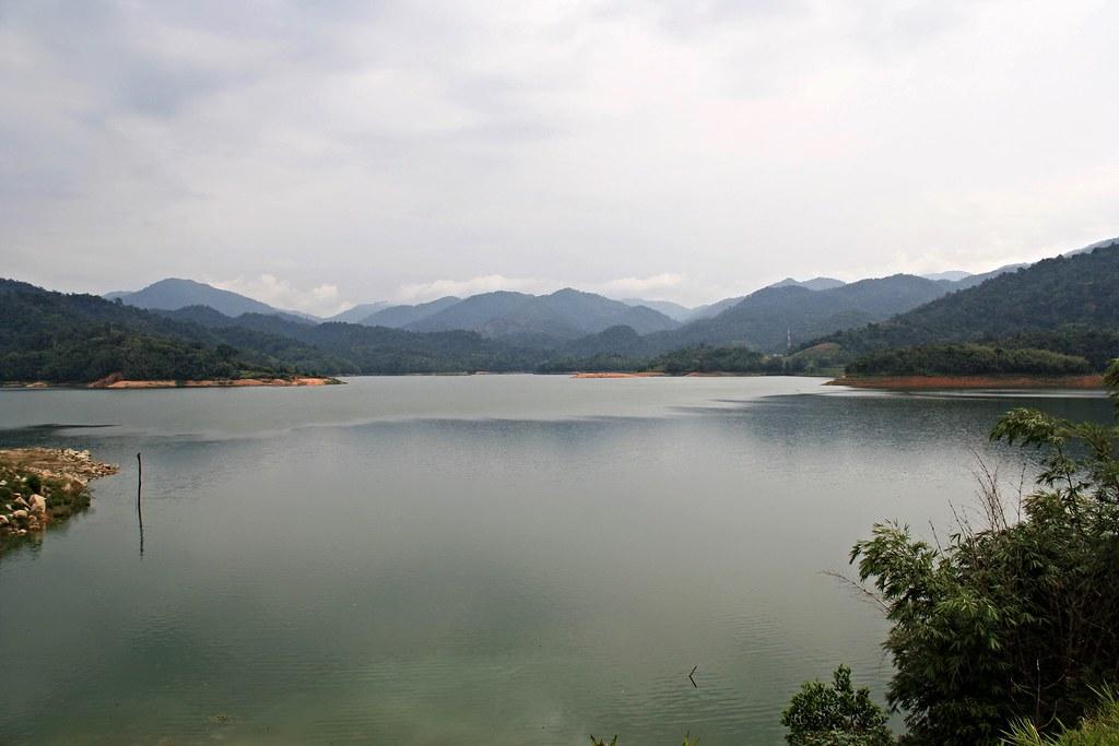 Sungai Selangor Dam | Semangkok Pass. Selangor. Malaysia. Th… | Flickr