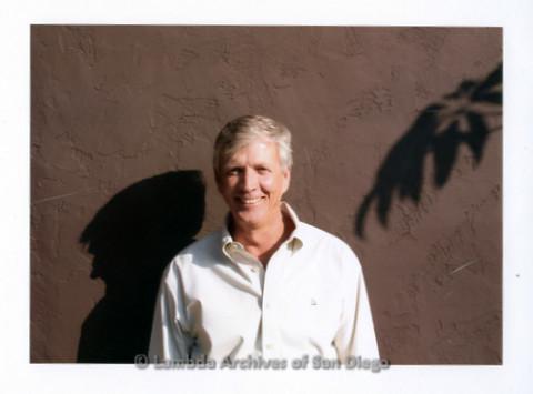 P233.003m.r.t Portraits for LASD City Hall Exhibit: Chris Shaw