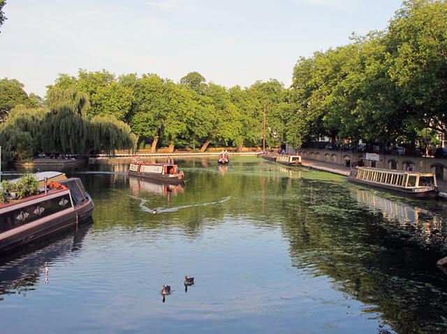 Little Venice, in London