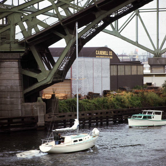 Fremont Bridge 'The Trailer' - Seattle, Washington