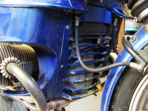 Right Side Brake Hose Routing