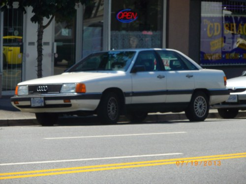 small resolution of  86 88 audi 5000 s quattro by foden alpha