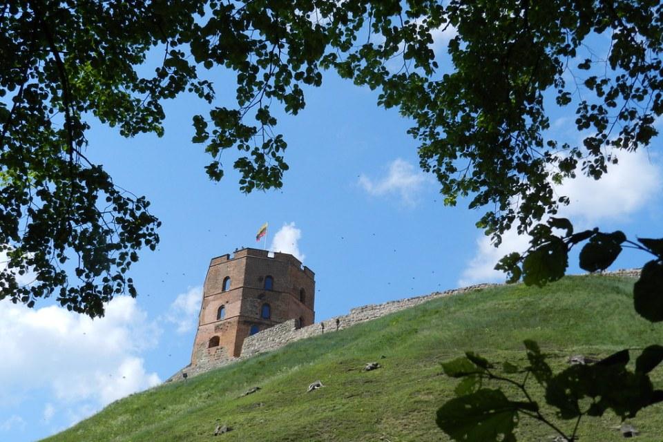 Torre de Gediminas Vilna Lituania 04