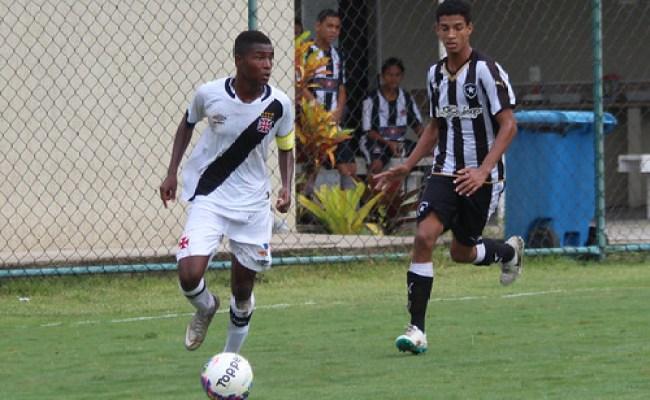 Carioca Sub 15 Botafogo 2 X 0 Vasco Da Gama Carioca Sub