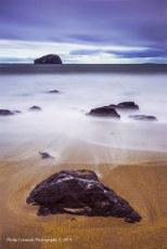 Bass Rock at Seacliff Beach