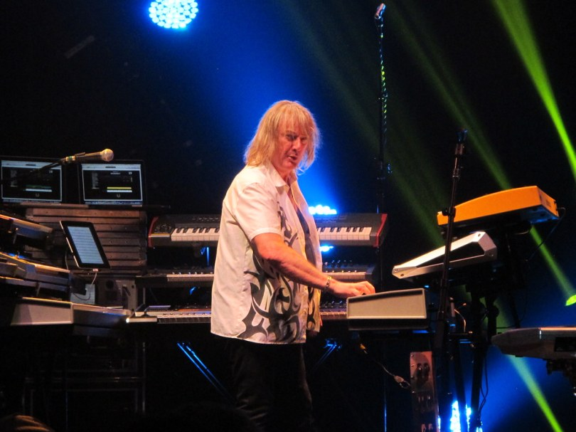 An Evening with Yes - Chris Squire, Steve Howe, Alan White… | Flickr