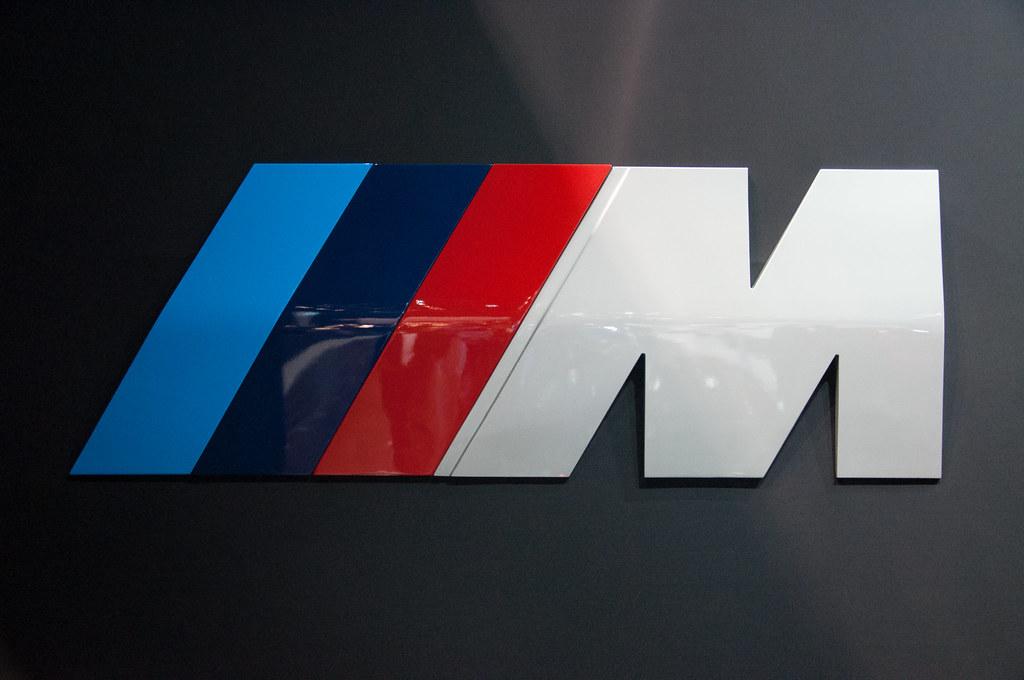 bmw m logo qjake