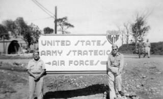 Military Signage