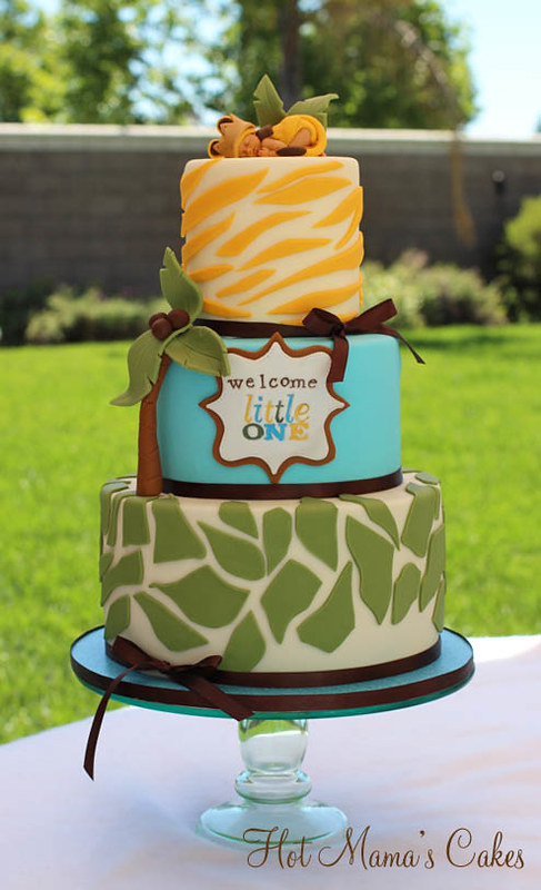 Lion King Baby Shower : shower, Shower, Tennille, Finnegan-Saldivar, Flickr