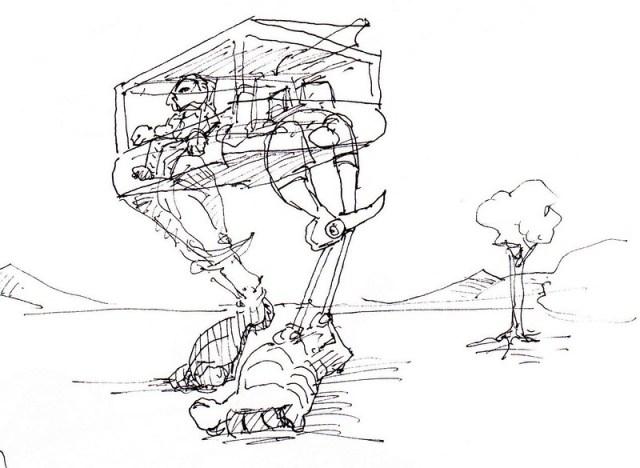 Footmobile Sketch-2