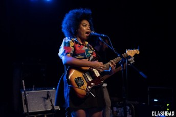 Seratones @ Cats Cradle Back Room in Carrboro NC on October 21st 2016