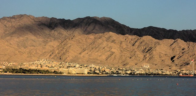 That's Aqaba; Julie and I visited in 1998 by bryandkeith on flickr