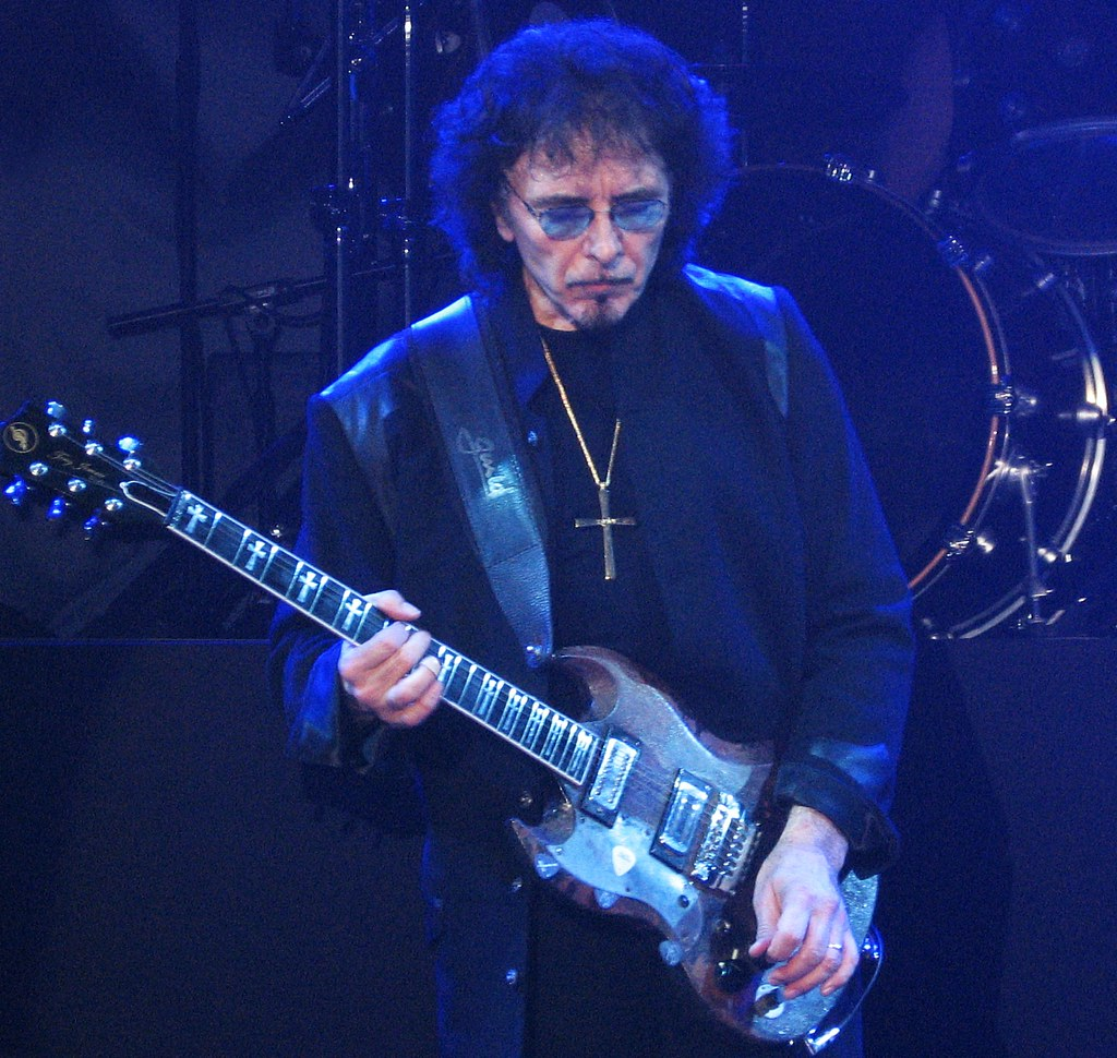 Riff Master   Tony Iommi Heaven and Hell - 41st Montreux Jaz…   Flickr