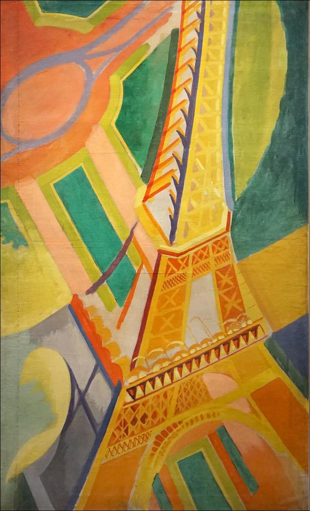 Musée D Art Moderne De La Ville De Paris Paris : musée, moderne, ville, paris, Eiffel, (Musée, D'art, Moderne, Ville, Paris), Flickr