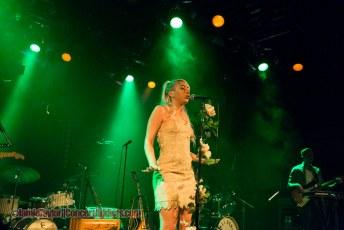 Kali Uchis @ Commodore Ballroom - November 3rd 2015