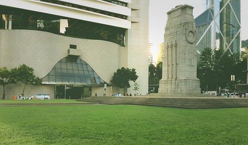 The Cenotaph ( 和平紀念碑) | Central, Hong Kong (香港中環) Constructe… | Flickr