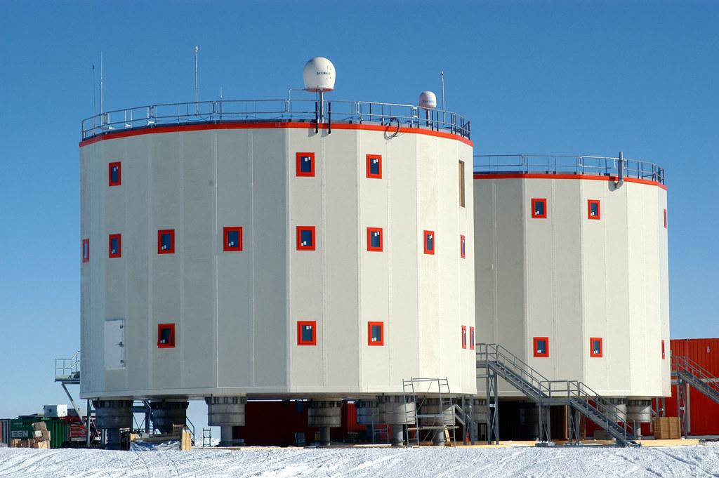 Concordia, Dôme C contributing station, Antarctica