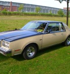 buick regal somerset 1980 [ 1024 x 768 Pixel ]