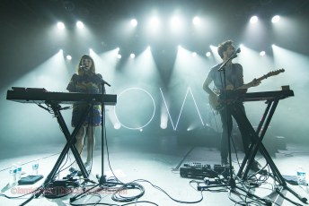 Oh Wonder @ Commodore Ballroom - May 28th 2016