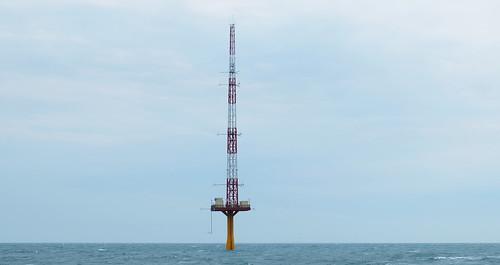 20160510 海氣象觀測塔 | 臺電國產海氣象觀測塔 攝影:陳文姿 | TEIA | Flickr