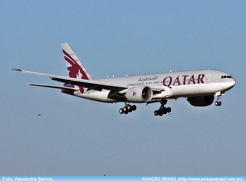 Qatar Airways - A7-BBE