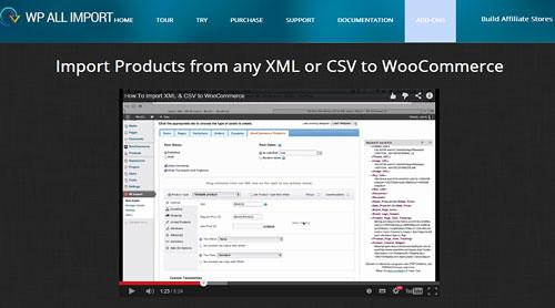 WP All Import Woocommerce Addon ver1.3.5