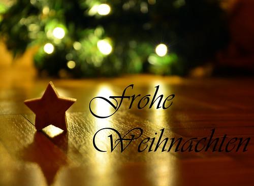 Frohe Weihnachten Unbekannt270 Wish You All Merry Christma Flickr