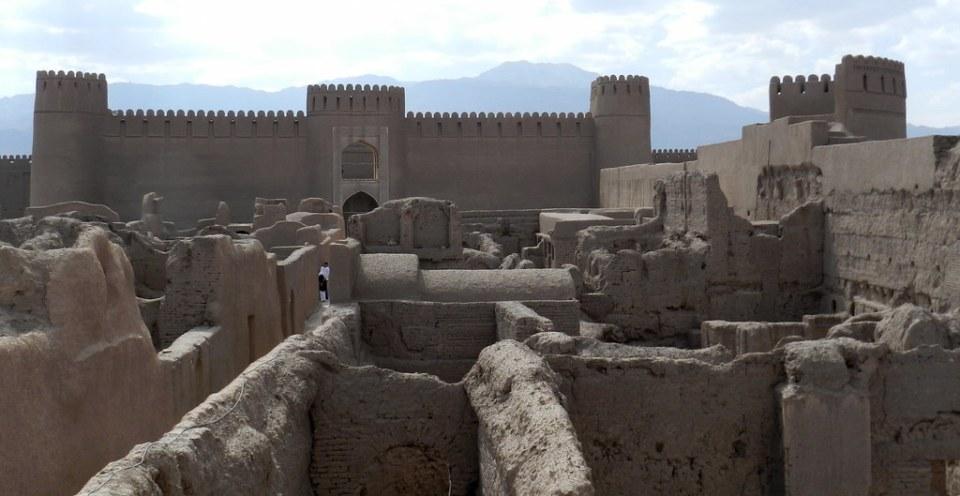 Castillo de Rayen Ciudadela Arge Rayen Iran 10