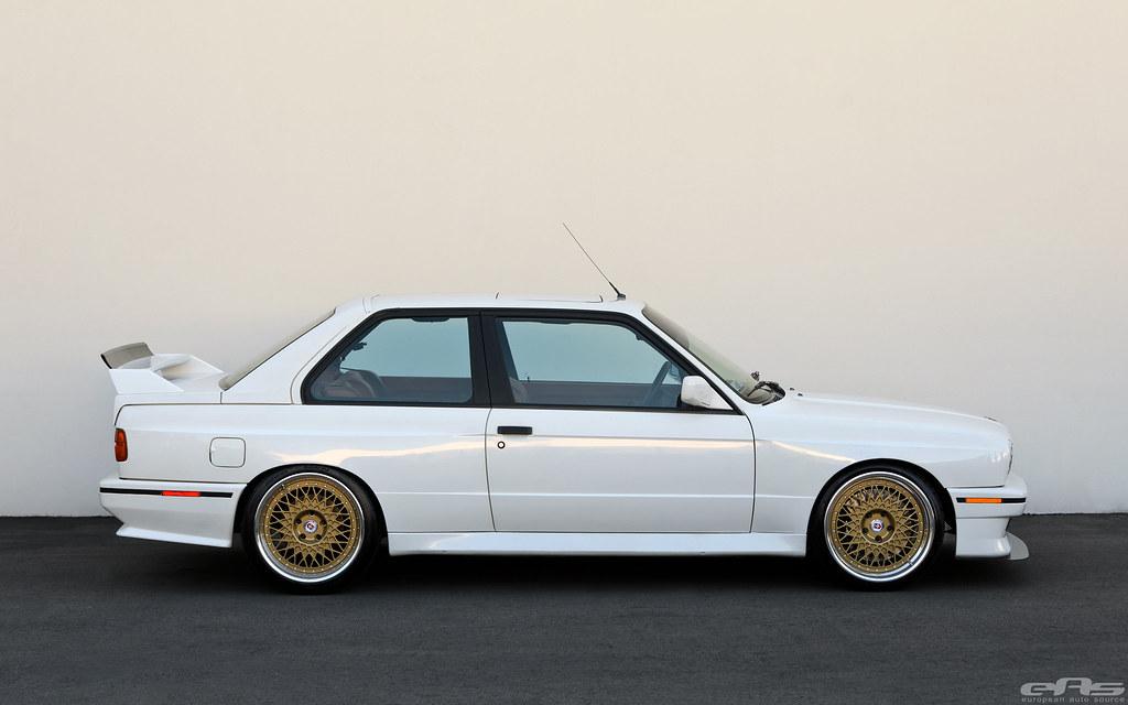 alpine white bmw e30