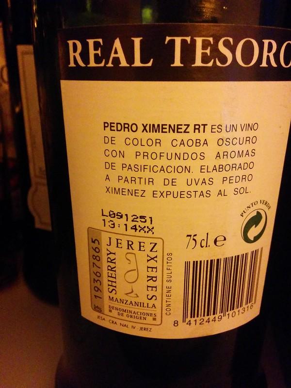 Pedro Ximenez - 2
