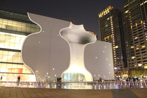 臺中歌劇院 (136) | 粉紅 公主病 | Flickr