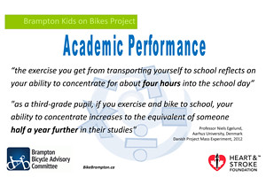 3 Brampton Kids on Bikes Poster Academic Performance_300