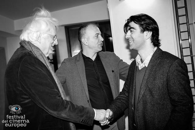 FCE 2015 - Ulivo d'Oro a Bertrand Tavernier