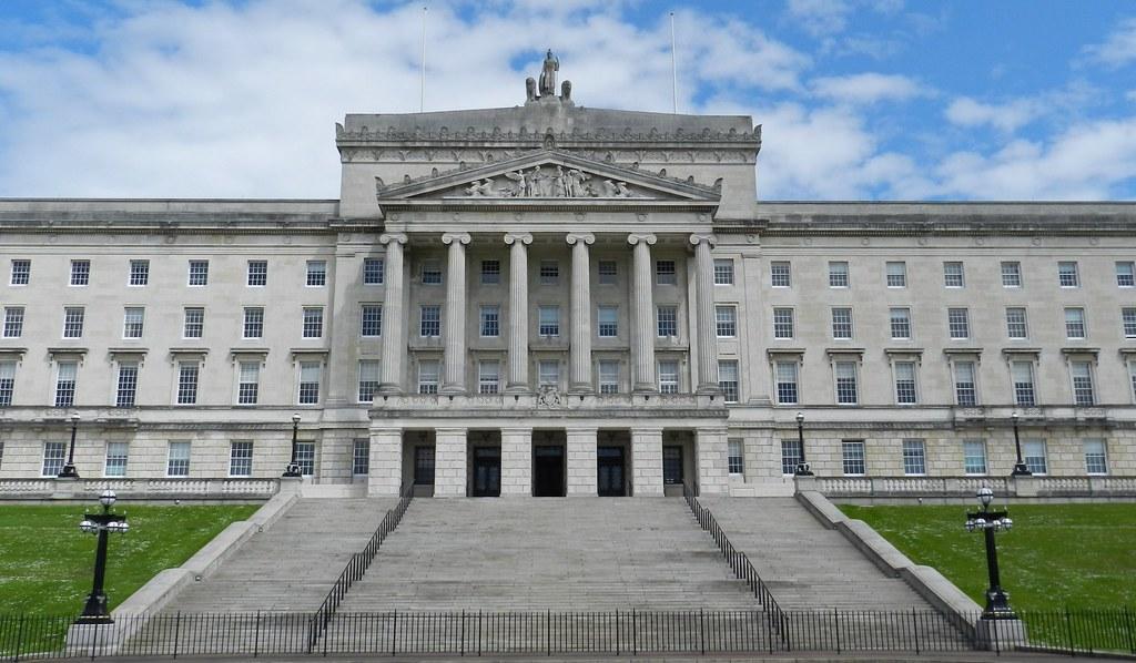 Parlamento de Stormont Belfast Ulster Irlanda del Norte 03