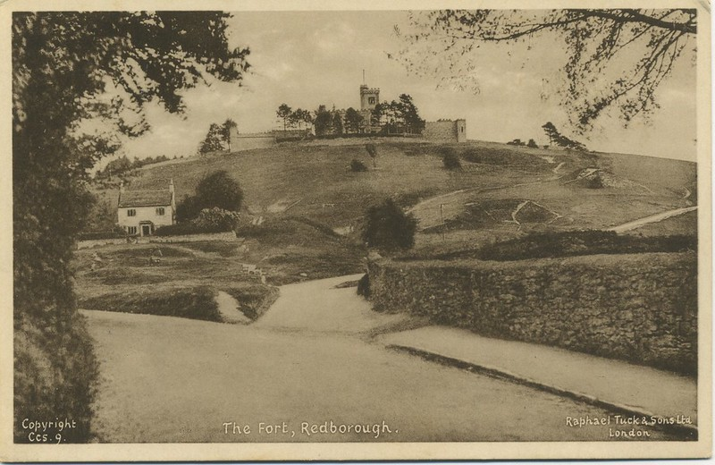 Rodborough Fort 80