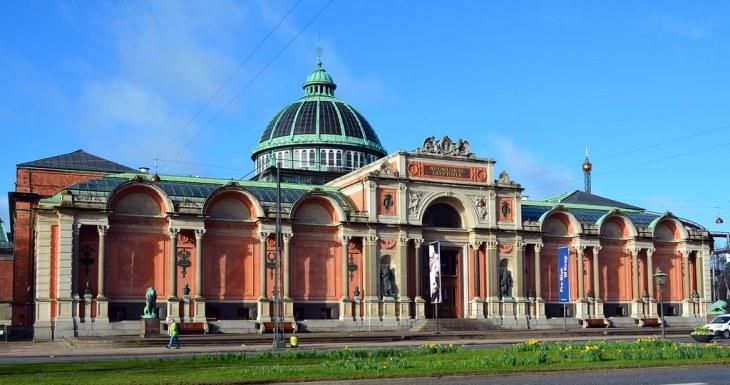 Ny Carlsberg Glyptotek / Copenhagen   Original architect: Vi…   Flickr