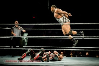 WWE LIVE Road to WrestleMania @ Abbotsford Centre - March 13th 2015