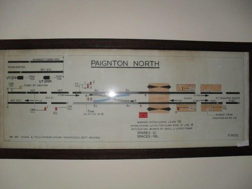small resolution of paignton north signal box diagram