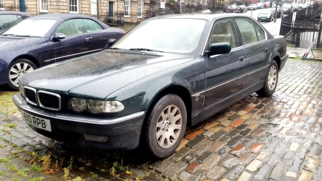 2000 BMW 728I | Ed McGarvey | Flickr
