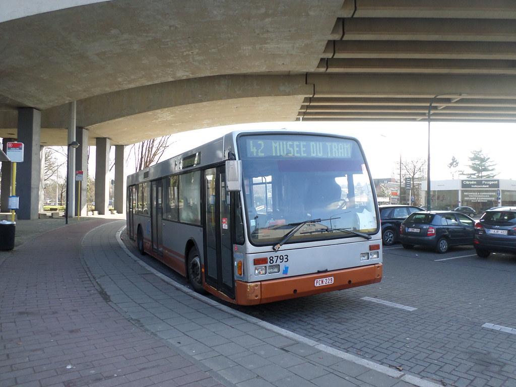 STIB-Bus-42   Flickr