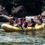 10 Viajefilos en Sri Lanka. Rafting 05