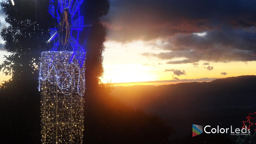 Monserrate iluminacin y decoracin navidea 2014_4  Flickr
