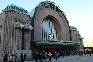 Rautatientori - Train Station