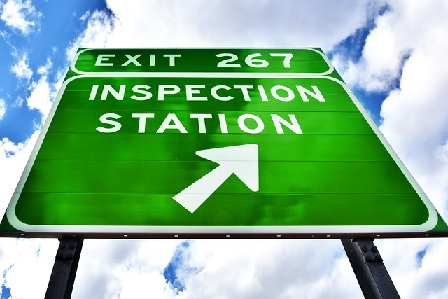 Are you prepared to be inspected?