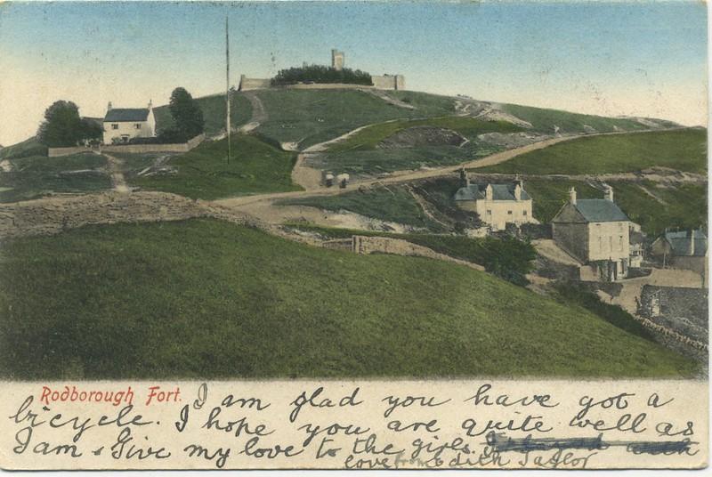 Rodborough Fort 60